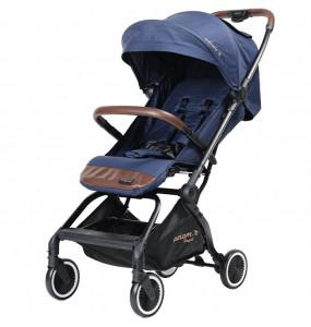 Aziamor Passeggino per Bambini Leggero Rapid 0+ colore Blu